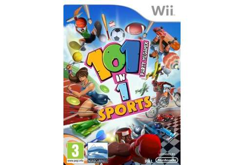 101 in 1 Sports Party Mix Wii - Bazar