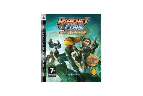 Ratchet & Clank Quest for Booty PS3 (Pouze disk)