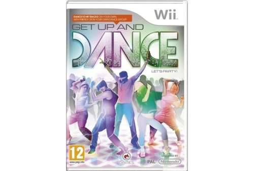 Get Up And Dance Wii - Bazar